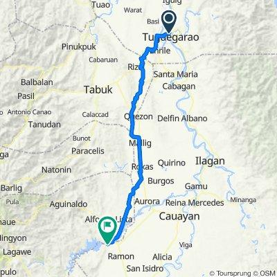 North Luzon Leg 10 Tuguegarao City to Ramon