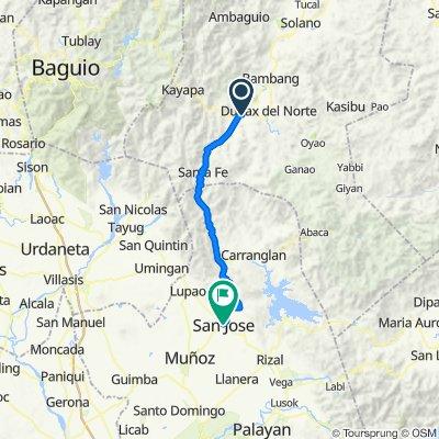 North Luzon Leg 12 Aritao to San Jose City