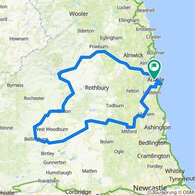 Mid Northumberland