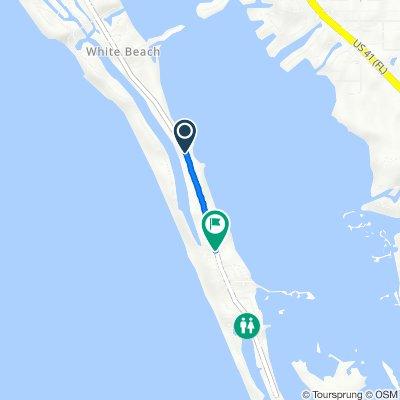 8212 Midnight Pass Rd, Sarasota to 8600–8610 Midnight Pass Rd, Sarasota