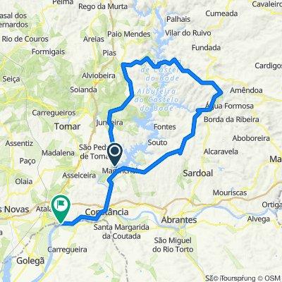 Ferreira do Zêzere- Vila Nova da Barquinha