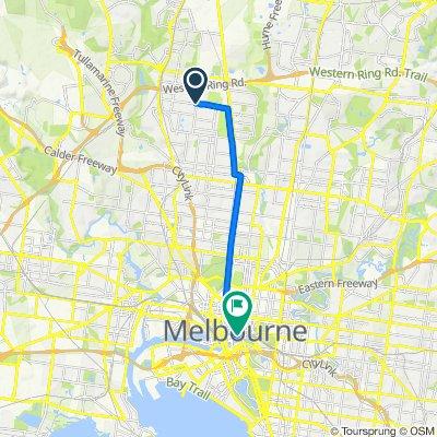 198 West Street, Glenroy to 258-260 Flinders Lane, Melbourne