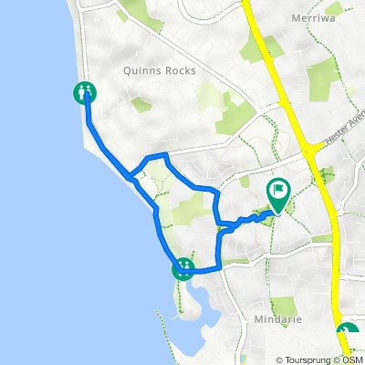Rothesay Heights 150, Mindarie to Rothesay Heights 150, Mindarie