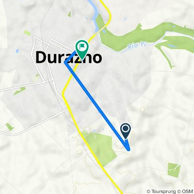 Route to George Washington 844, Durazno