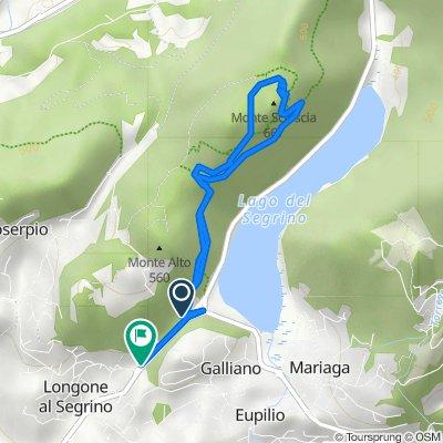 Corneno-Galliano-Carella Mariaga Cycling