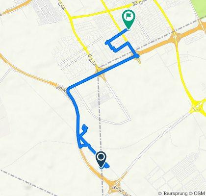 Route to Street 41, Ar Rayyān