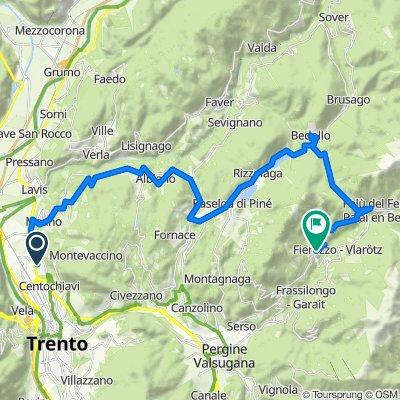 Gardolo - Redebus - Sant'Orsola