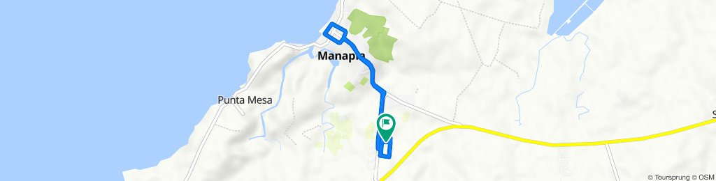 B Gallo Street, Manapla to B Gallo Street, Manapla
