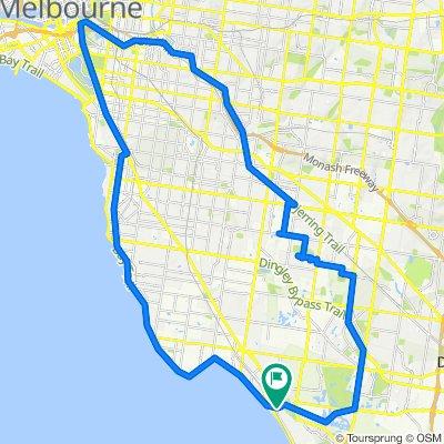 Mordialloc Melbourne Circuit