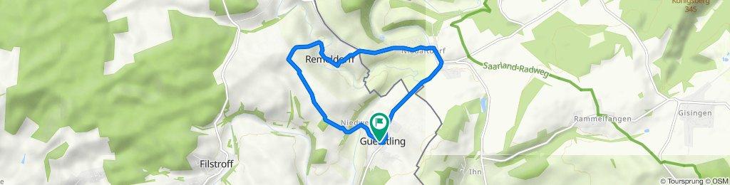 Tour Remmeldorf