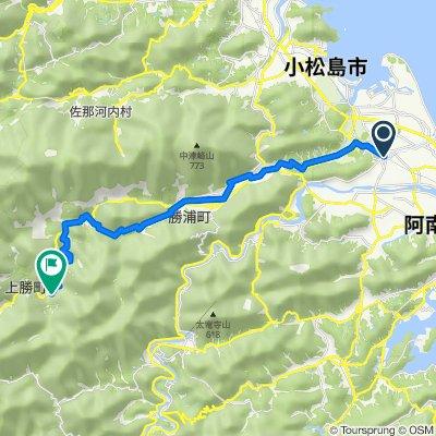 7-11, Hanourachonakanosho Nakare, Anan to 62, Fukuhara Hirama, Kamikatsu, Katsuura-Gun