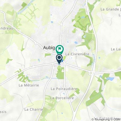 De 3–7 Passage des Absides, Aubigny à Grand'Rue, Aubigny