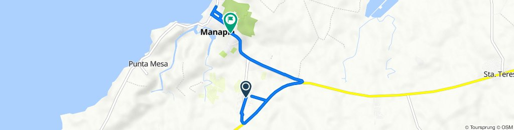B Gallo Street, Manapla to B Gallo Street 672, Manapla