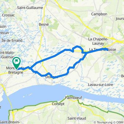 De 26 Rue du Docteur Roux, Montoir-de-Bretagne à 26 Rue du Docteur Roux, Montoir-de-Bretagne