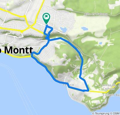 De Pasaje Nuevo 15 228, Puerto Montt a Pasaje Nuevo 15 228, Puerto Montt