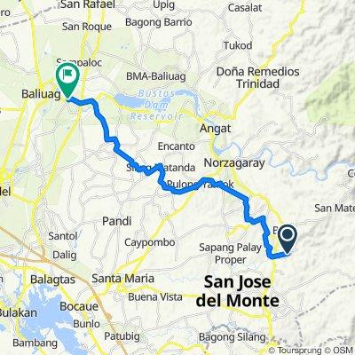 Unnamed Road, San Jose del Monte City to C.L. Hilario Street 026, Bustos