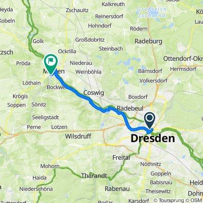 Elberad_03 Dresden-Meissen