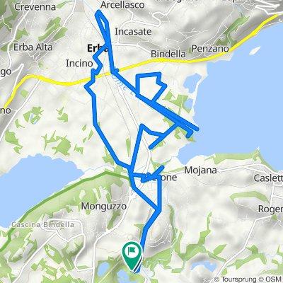 De Via Cava Marna 6, Monguzzo à Via Cava Marna 4, Monguzzo