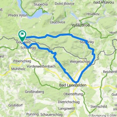 Guglwald - Runde