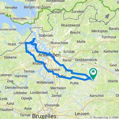 Antwerpen - Doel