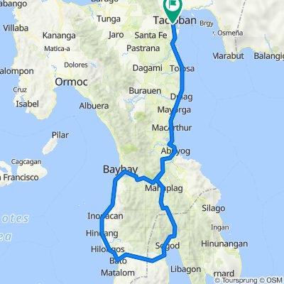 Dadison Street 24, Tacloban City to Dadison Street 24, Tacloban City