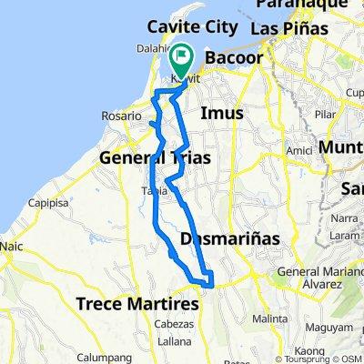 manggahan route