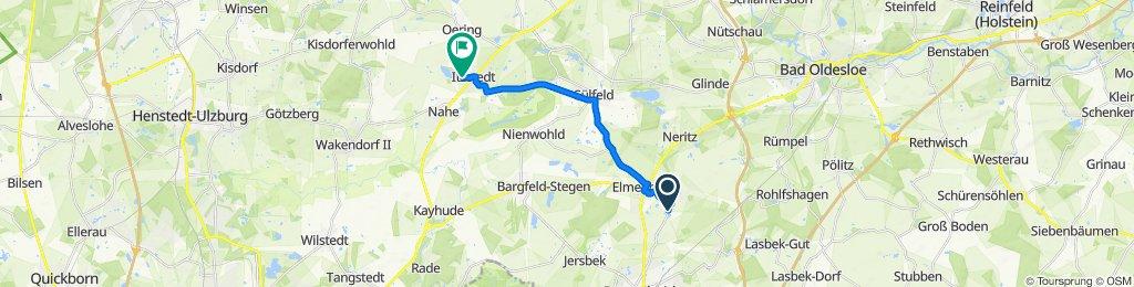 Mönkenbrook 3, Elmenhorst nach Seeweg 20B, Itzstedt