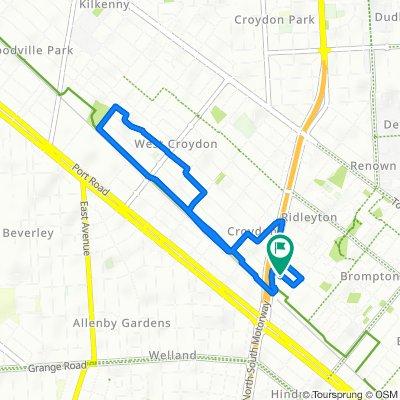 4 Forster Street, Ridleyton to 7 Forster Street, Ridleyton