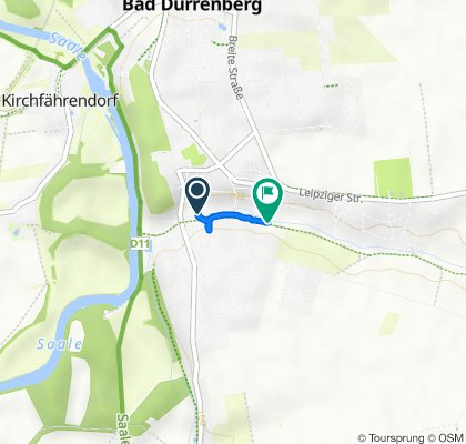 Keuschberger Straße 3, Bad Dürrenberg nach Keuschberger Straße 30, Bad Dürrenberg