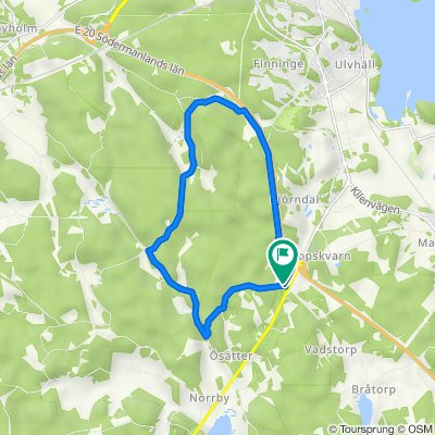 11 km skjutfältet
