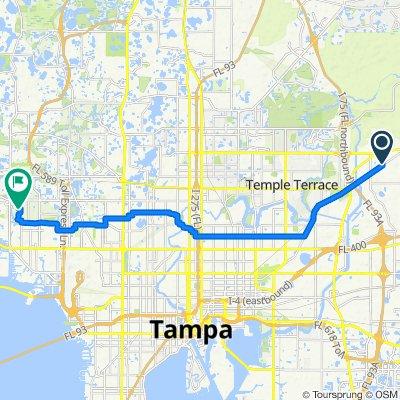 11090–11172 Tom Folsom Rd, Thonotosassa to 7911 Woodgrove Cir, Tampa