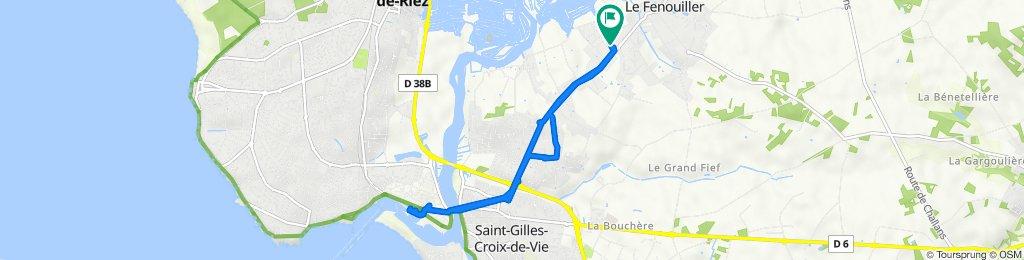 De Impasse du Bosquet 4, Le Fenouiller à Impasse du Bosquet 4, Le Fenouiller