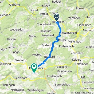 Grabenstraße 2, Barweiler nach Breite Straße 8, Dreis-Brück