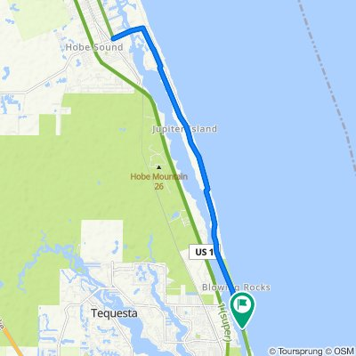 1600 Beach Rd, Tequesta to 1600 Beach Rd, Tequesta