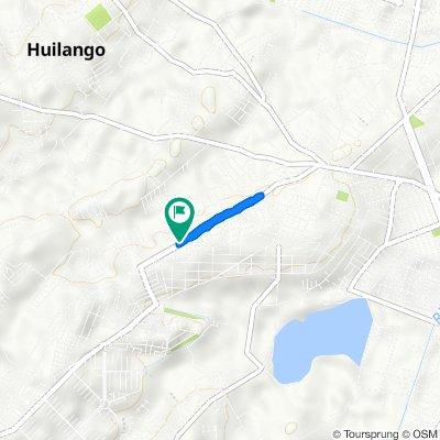 De Calle Camino A Las Minas 2642, Cuautitlán Izcalli a Calle Camino A Las Minas 2642, Cuautitlán Izcalli