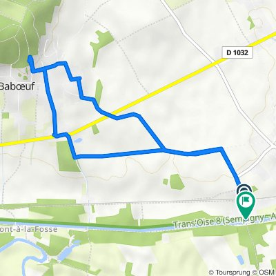 De Rue de l'Écluse 53, Appilly à Rue de l'Écluse 789, Appilly