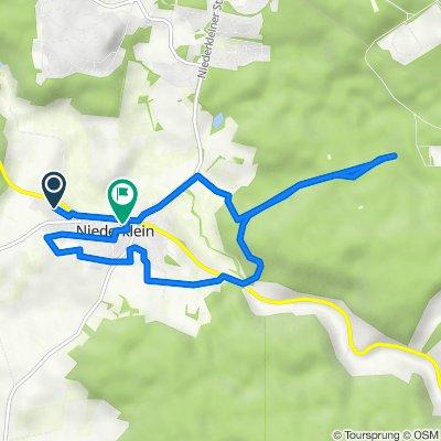 Hinter den Pfingstgärten 10, Stadtallendorf nach Littau 22, Stadtallendorf