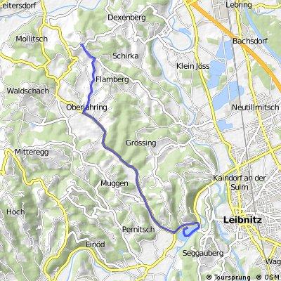 Harkamp - Flamberg - Sulmsee