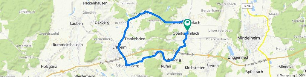 Obere Hauptstraße 59, Kammlach nach Obere Hauptstraße 56, Kammlach