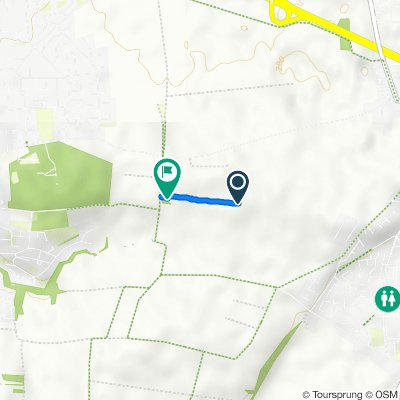 Itinéraire vers Chemin de la Diligence, Feyzin