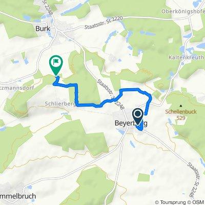 Teilstrecke von 10,3 km 21022921