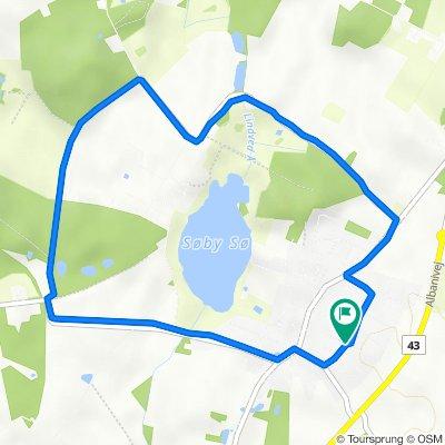 Gammelgårdsvej 17, Årslev to Gammelgårdsvej 19, Årslev