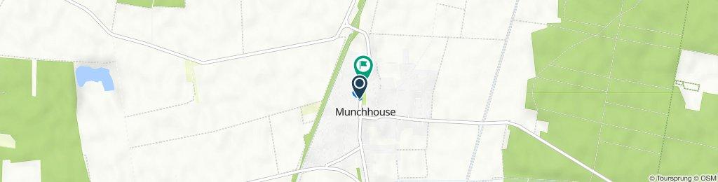 De 6A Rue des Fleurs, Munchhouse à 7 Rue des Fleurs, Munchhouse