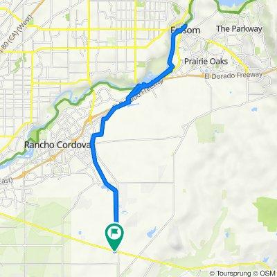 6505 Eagles Nest Rd, Sacramento to 6505 Eagles Nest Rd, Sacramento