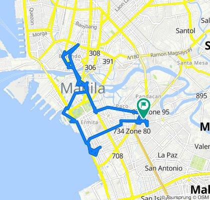 Jaypi Manila Tour