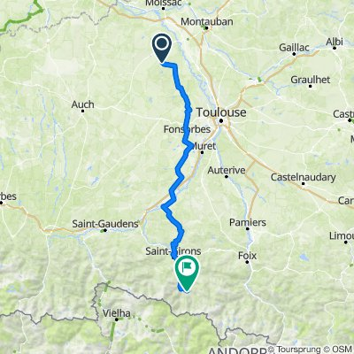 Go to Ariège