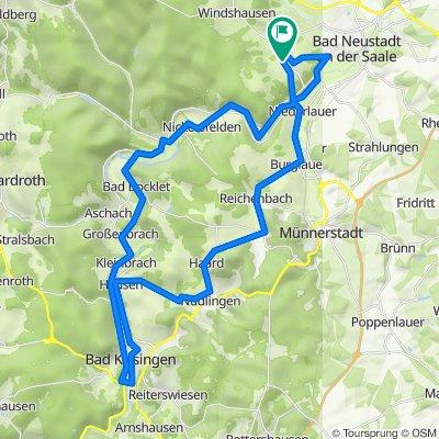 Wiesenweg 26, Hohenroth nach Wiesenweg 21, Hohenroth