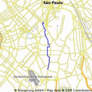 Av. Paulista > Metrô Saúde