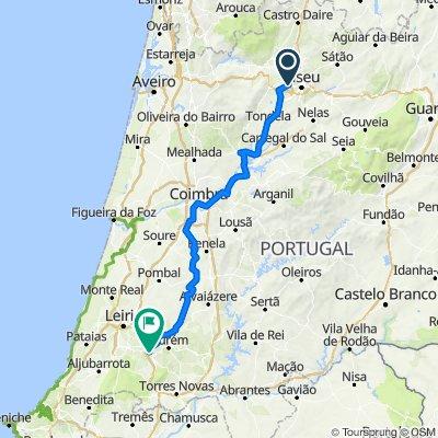 De N337-1 3 a Rua Anjo de Portugal 2, Fátima