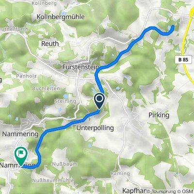 Brunnenweg 2–3, Fürstenstein nach Föhrenweg 3, Fürstenstein